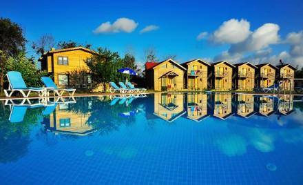 Gizemli Nehir Hotel