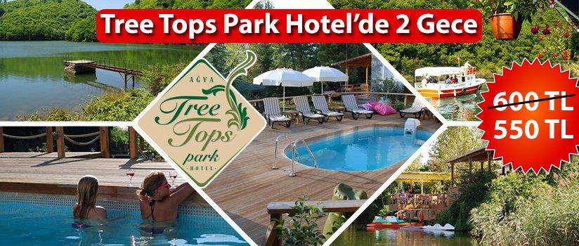 Tree Tops Park Otel Kampanya
